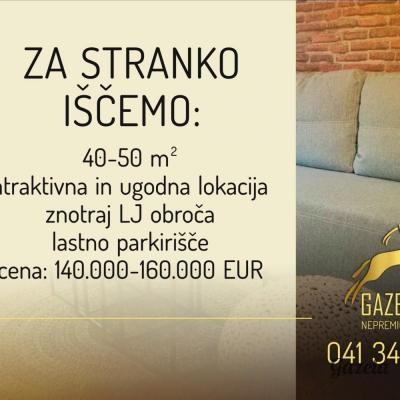 Ljubljana - STANOVANJE